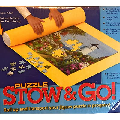Puzzle Stow & Go Storage System : Baby Toys : Baby