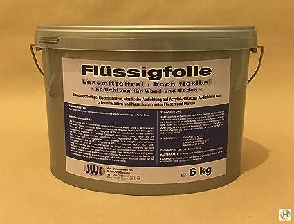 Pellicola di tenuta liquido flüssigfolie doccia impermeabilizzazione