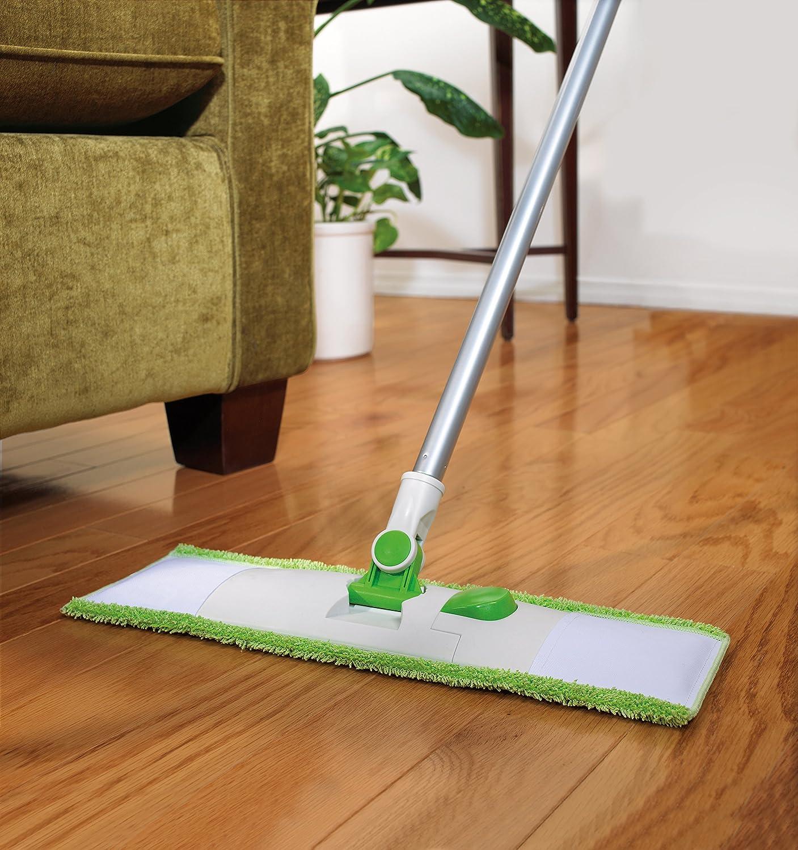Amazoncom ScotchBrite Microfiber Hardwood Floor Mop 1pack