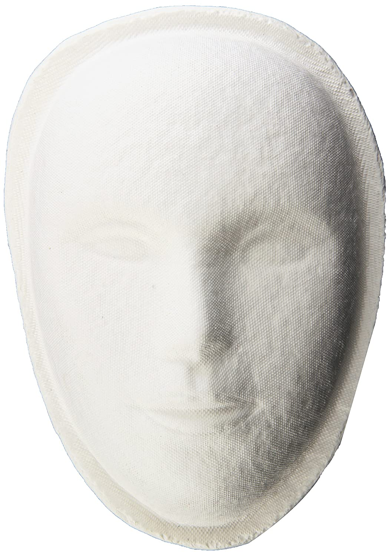 School Specialty M-145 MASK School Specialty Decorative Art Mask, Papier-Mache, 8