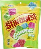 Starburst Gummies Sours Candy, 8 ounce (Pack of 8)