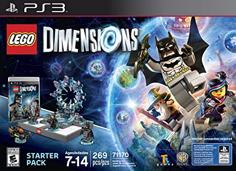 Amazon Com Lego Dimensions Starter Pack Playstation 3 Video Games
