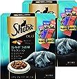 シーバ (Sheba) デュオ 成猫用 旨みがつお味セレクション 240g(20g×12袋入り)×2個セット [キャットフード・ドライ]
