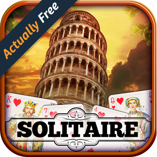 Solitaire  World Wonders