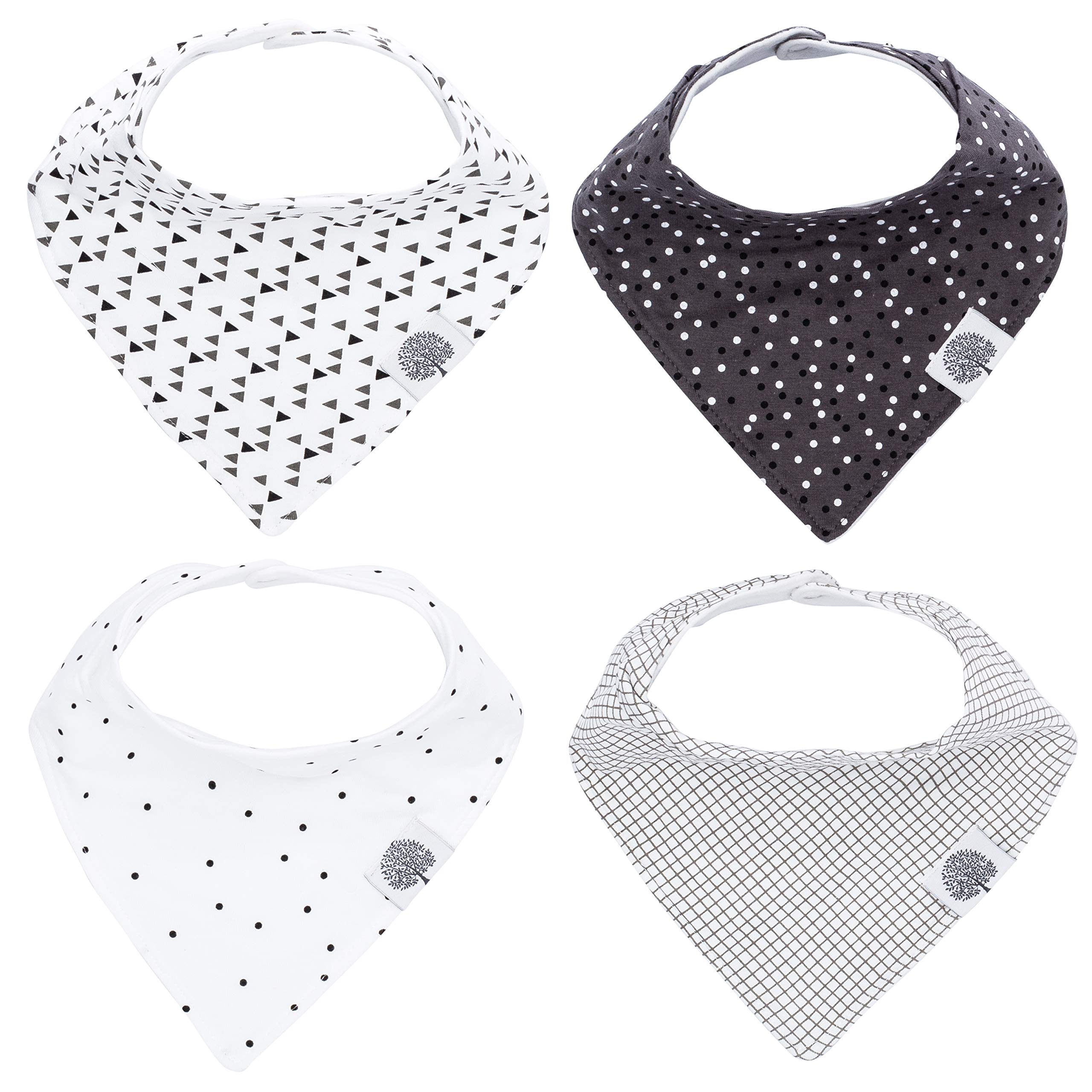 a745c0586e92 Amazon.com  Super Cute Bandana Bib - Best for Drooling and Teething ...