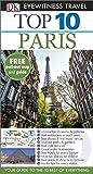 DK Eyewitness Top 10 Travel Guide: Paris