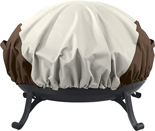 Small Basics Round Fire Pit Cover