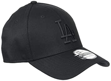 New Era Los Angeles Dodgers Stretch Fit Cap 3930 39thirty Curved Visor S M 9357c7770dd8