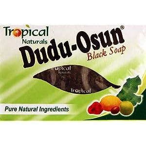 Dudu Osun Savon Noir 160 ml (pack de 6)