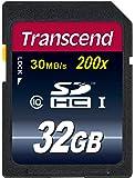 【Amazon.co.jp限定】Transcend SDHCカード 32GB Class10 TS32GSDHC10E (FFP)