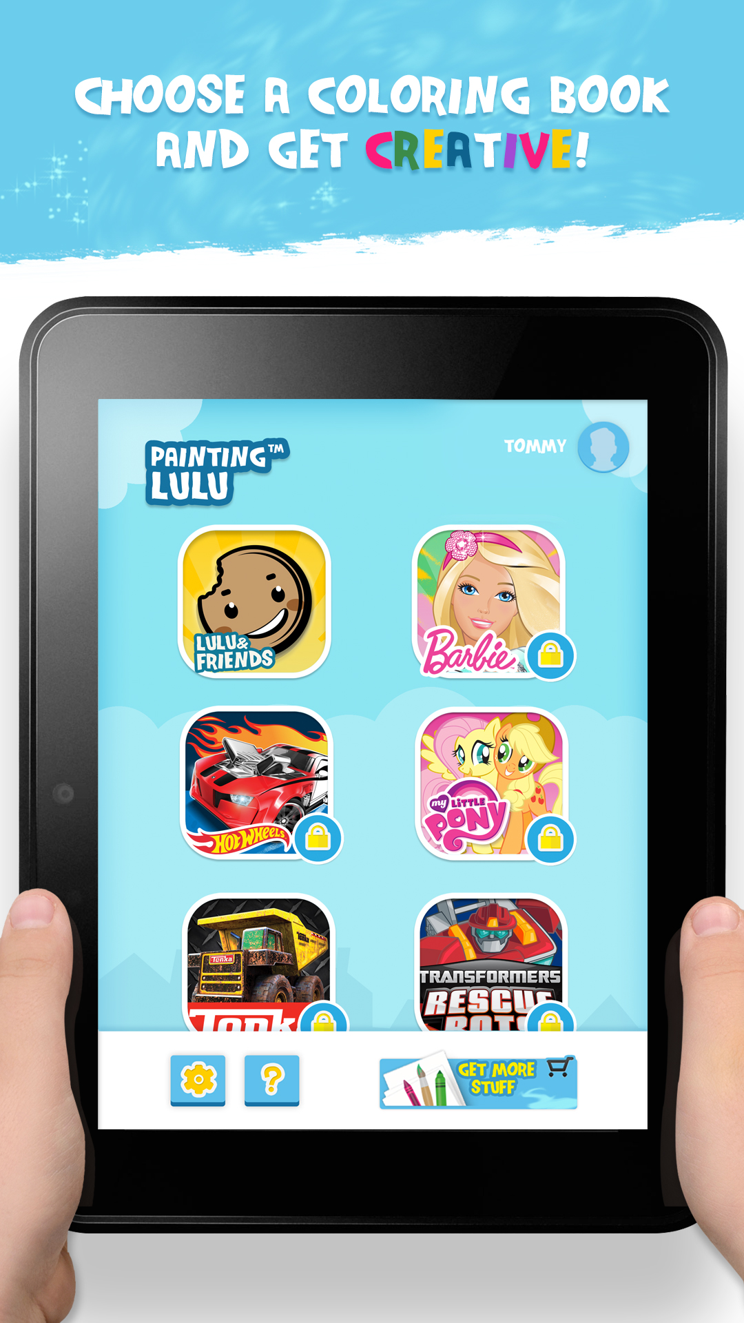 Amazon Painting Lulu Coloring Books For Kids Appstore for