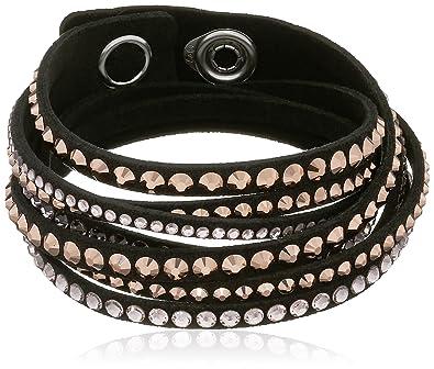 Swarovski Slake Deluxe Black Bracelet 5089699
