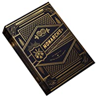 Theory Carte da Gioco Monarch (Blu)