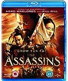 The Assassins [Blu-ray] [2012]