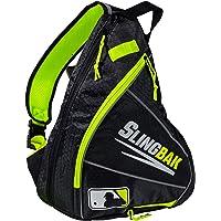 Franklin Sports MLB Slingbak Compact Baseball Bag – Youth and T-Ball Equipment Carry Bag
