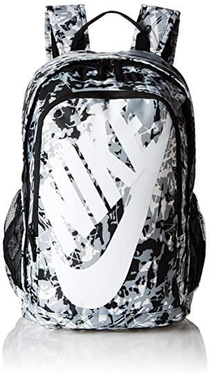 fa50b1469fe Amazon.com: Nike Hayward Futura 2.0 Print Laptop Backpack STUDENT School  Bag (Black/Grey/White, One Size): Toys & Games