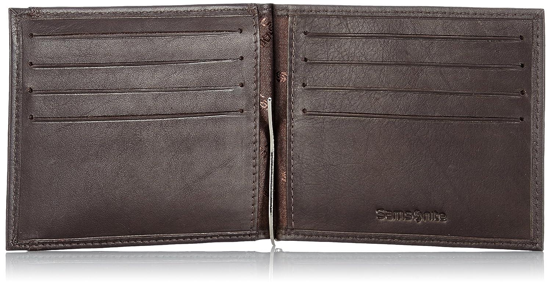 Black 54797//1041 10 cm Samsonite Credit Card Case