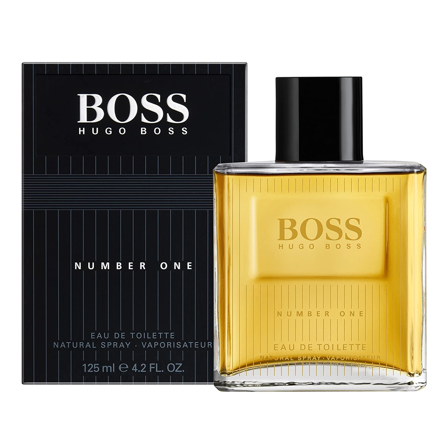 Hugo Boss-Boss Nº 1 Eau de Toilette Vaporizador 50 ml: Hugo Boss: Amazon.es: Belleza