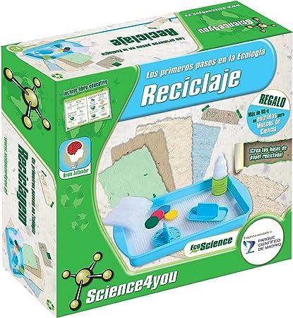 Cria tus hojas de papel reciclado. Descubre: La importancia del reciclaje. Cuáles son las consecuenc