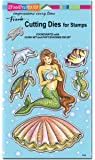 Stampendous Mermaid Die Cut Set