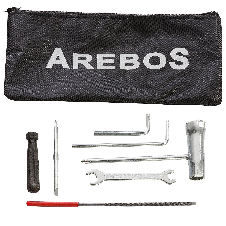 Arebos - Herramienta multiusos 4 en 1 (3,0 PS, gasolina ...