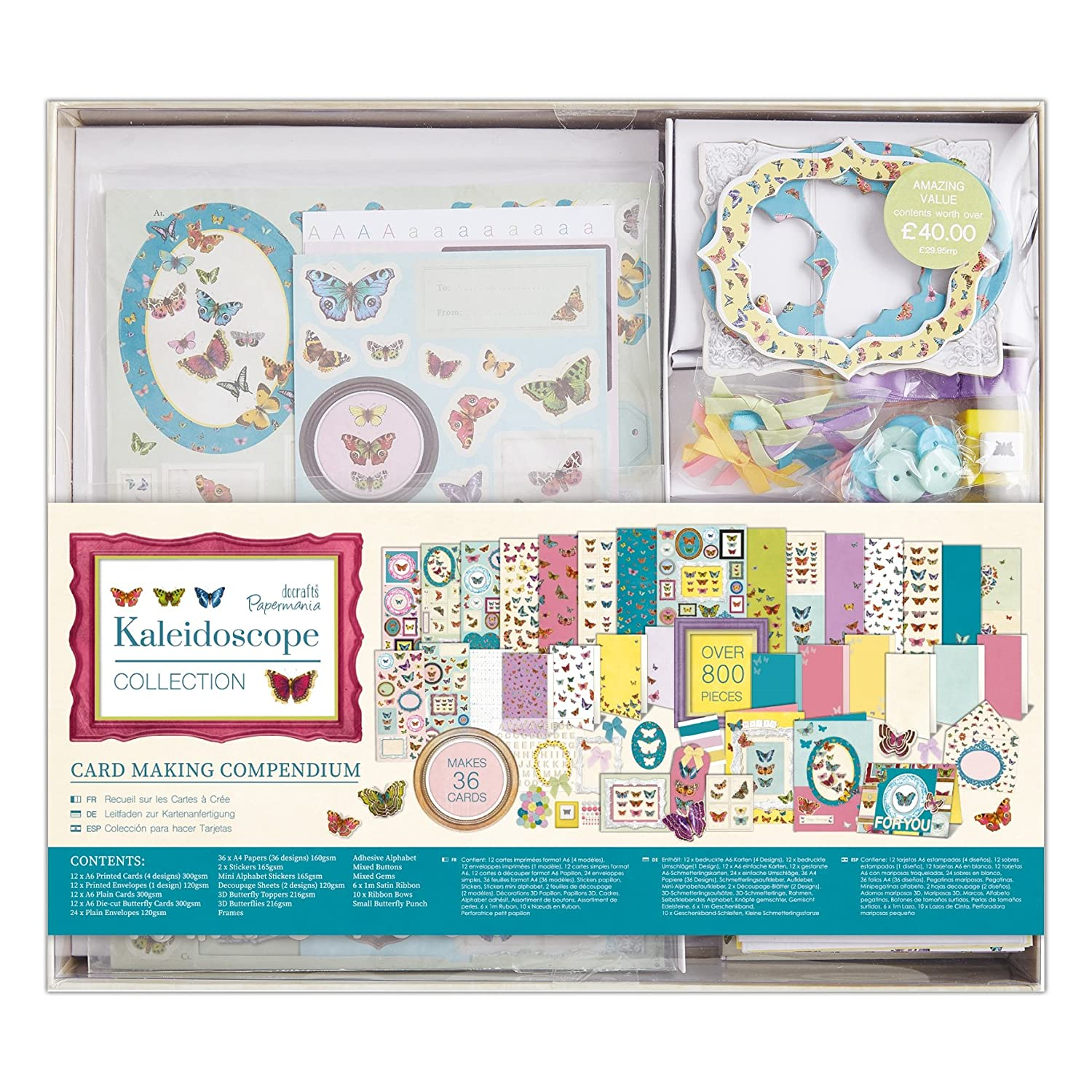 Scrapbooking /& Cardmaking over 50 image A4 Sticker Sheet Commical Music