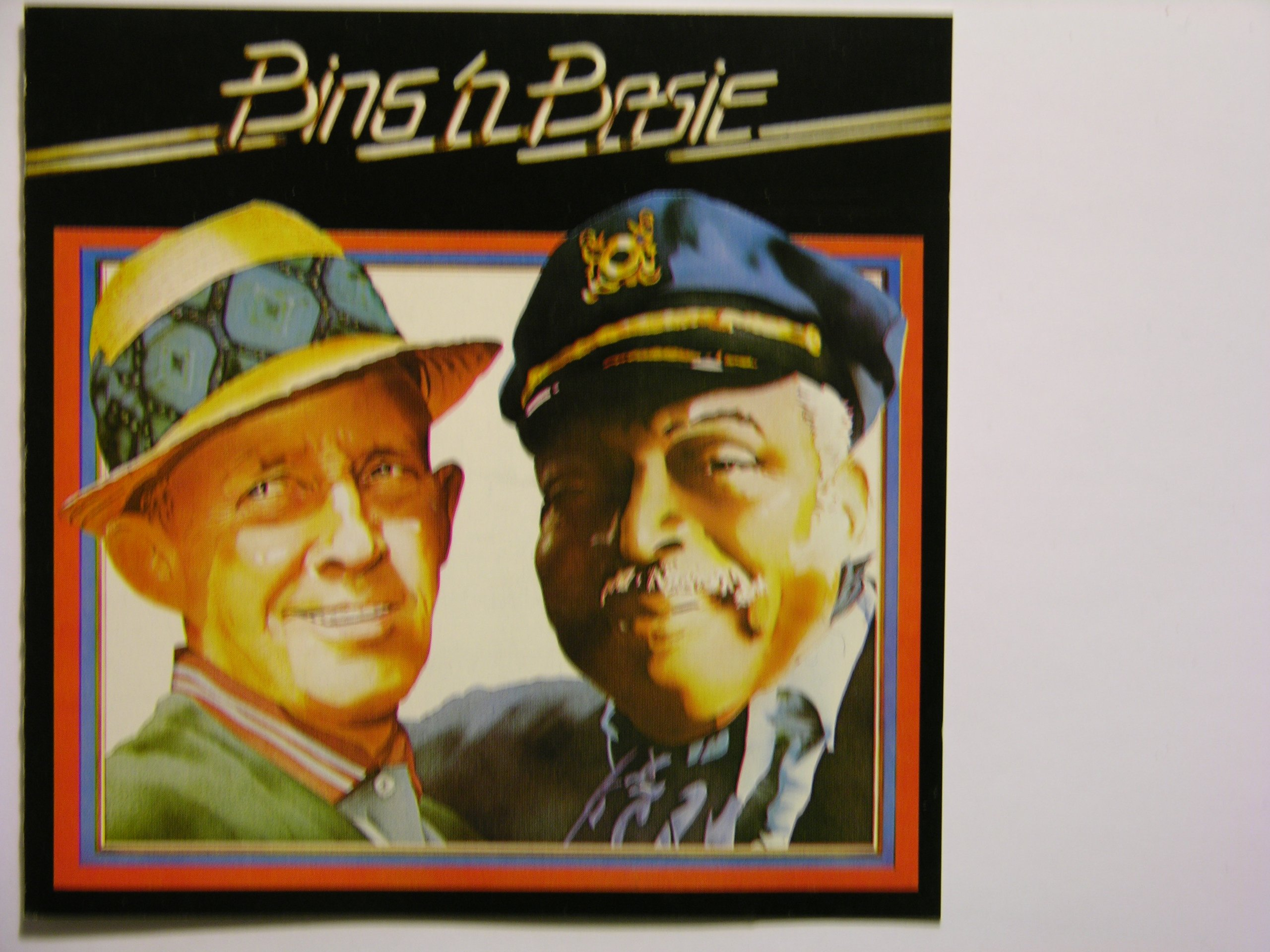 Bing 'n' Basie by Polygram / Emarcy