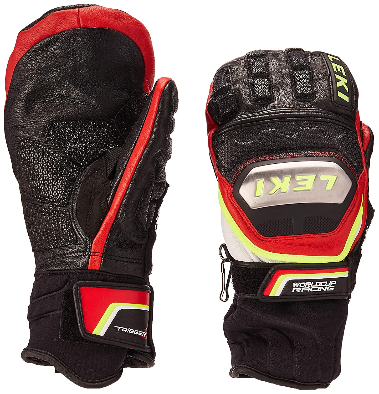 Skihandschuhe Leki WORLDCUP RACE TI S MITTEN SPEED SYSTEM 63680183