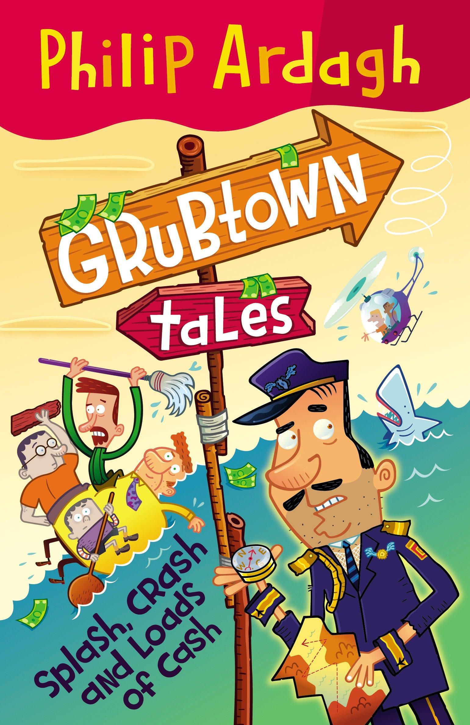 Download Grubtown Tales: Splash, Crash and Loads of Cash pdf