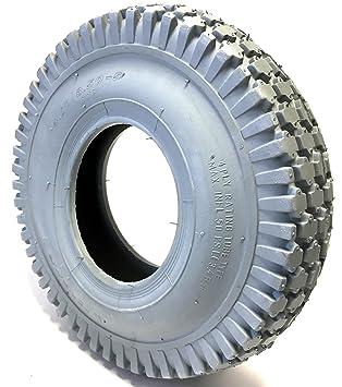 Silla Neumáticos 4.10/3.50 – 5, 4PR, Gris, kräftiges bloque perfil,