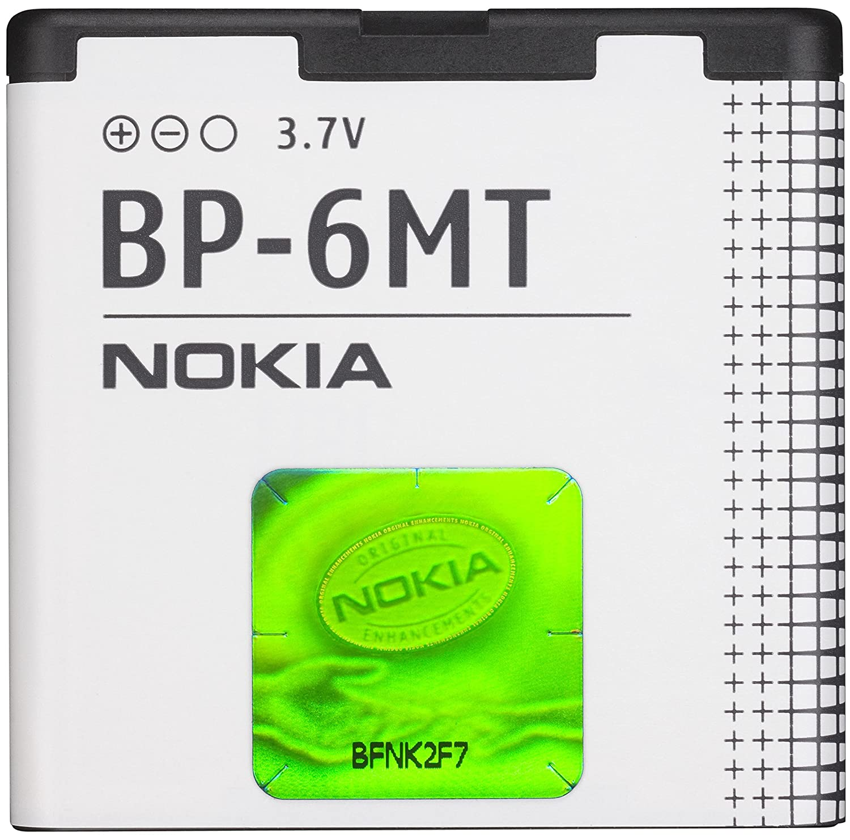 nokia battery bp 6mt for nokia 6720 classic e51 n81