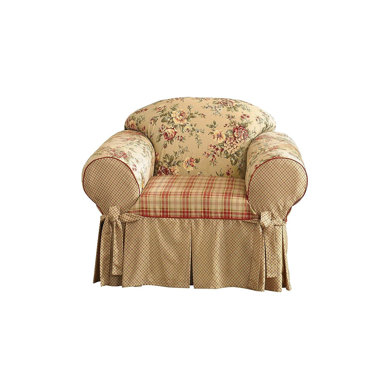 Sure Fit Lexington Chair Slipcover, Multi Surefit Inc. SF28417
