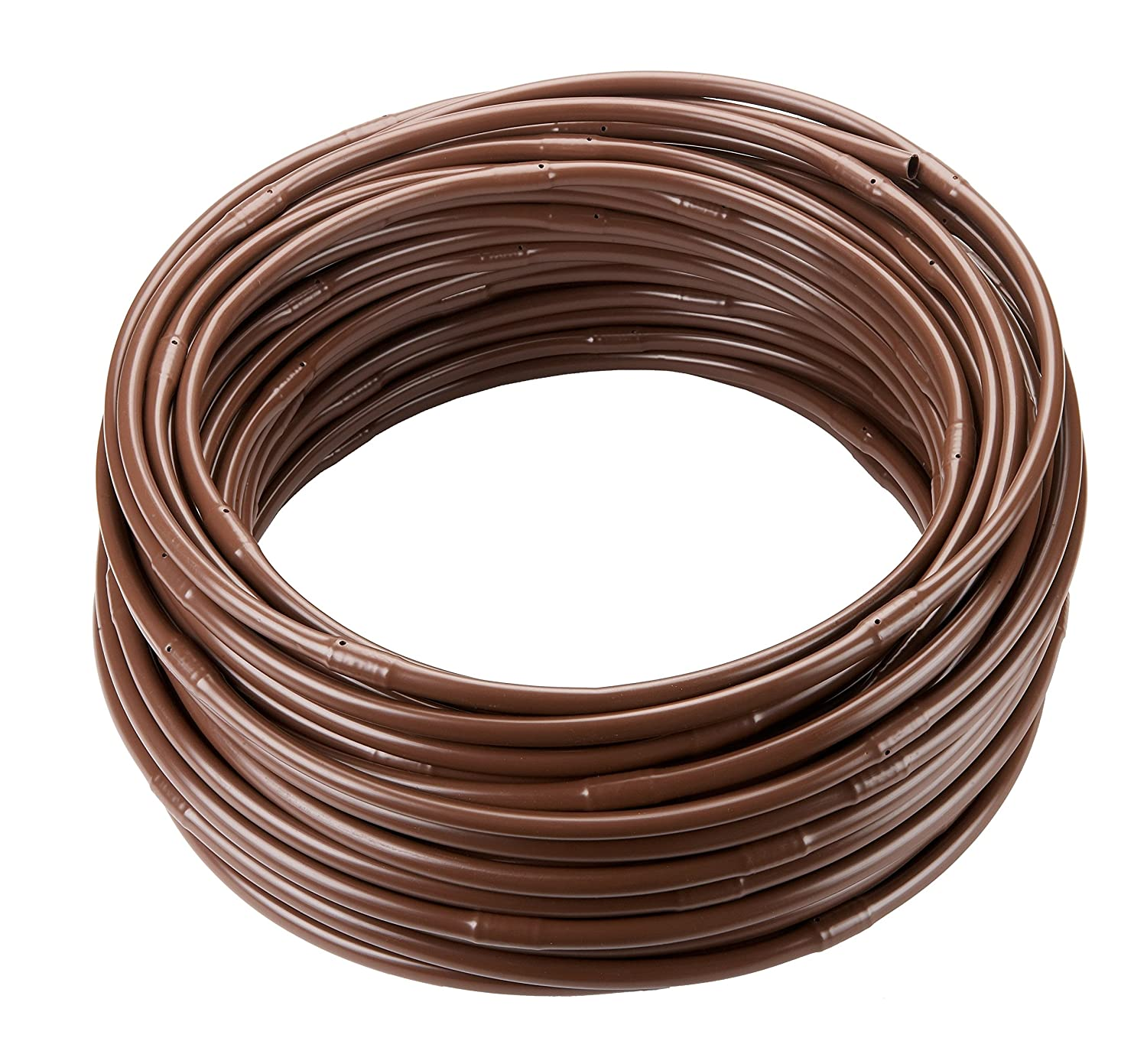 "Hunter MLD-05-12-250 - 1/4"" x 250' .5gph 12"" Spacing - Brown"
