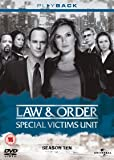 Law And Order: Special Victims Unit - Season 10 - Complete [2009] [DVD]