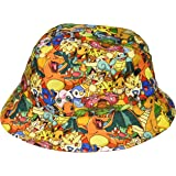 BIOWORLD Pokemon All Over Print Sublimated Bucket Hat