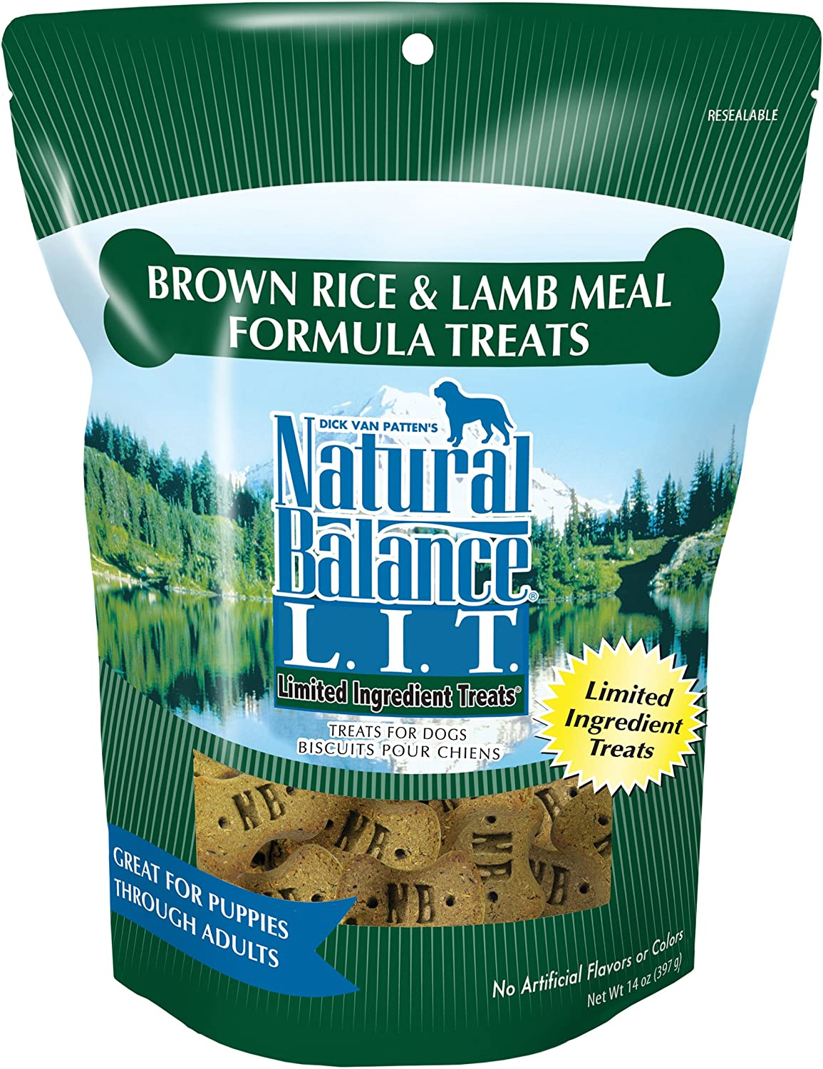 Natural Balance L.I.D. Limited Ingredient Diets Dog Treats