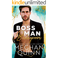 Boss Man Bridegroom (The Bromance Club Book 3) book cover