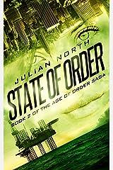 State of Order (Highborn Academy Saga Book 2) Kindle Edition