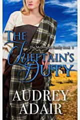 The Chieftain's Duty (The McDougall Family Book 2) Kindle Edition