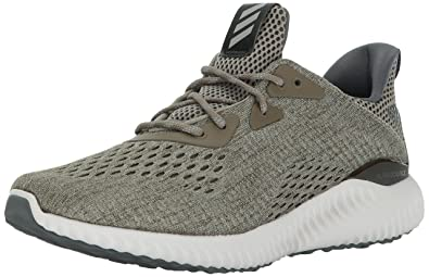 e2d3967fc148e Image Unavailable. Image not available for. Color  adidas Men s Alphabounce  em m Running Shoe Olive Trace Cargo Grey ...
