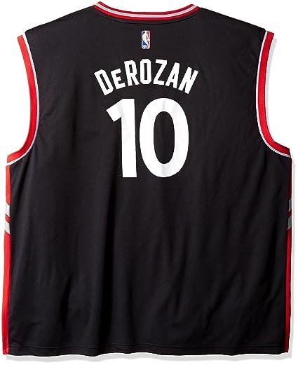 NBA Men s Toronto Raptors DeMar DeRozan Replica Player Alternate Flex Jersey 72481fa18