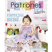 Revista Patrones Infantiles nº 13. Especial bebé. Patrones