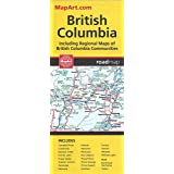 British Columbia, Road Map