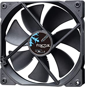 Fractal Design Case Fan Cooling Black (FD-FAN-DYN-X2-GP14-BK), Dynamic X2 GP-14 Black