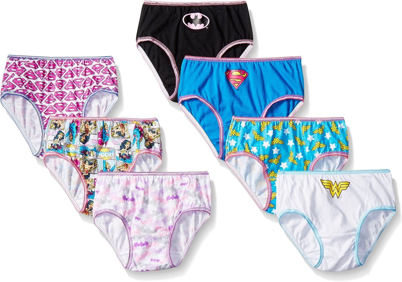 BOYS GIRLS KIDS BRIEFS UNDERPANTS PANTS 3 PAIR PACK BATMAN MY LITTLE PONY