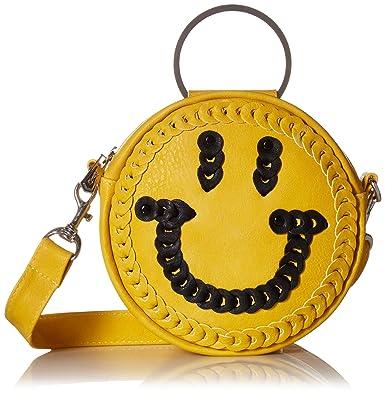 7249ed8a6 Circus by Sam Edelman Halley Ring Handle Clutch: Handbags: Amazon.com