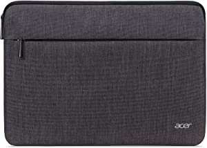 Acer Protective.Sleeve.14 DARKGRAYW/FRT-Pocket, NP.BAG1A.294 (DARKGRAYW/FRT-Pocket)