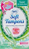 Sofy Super Tampon - 9 Pieces