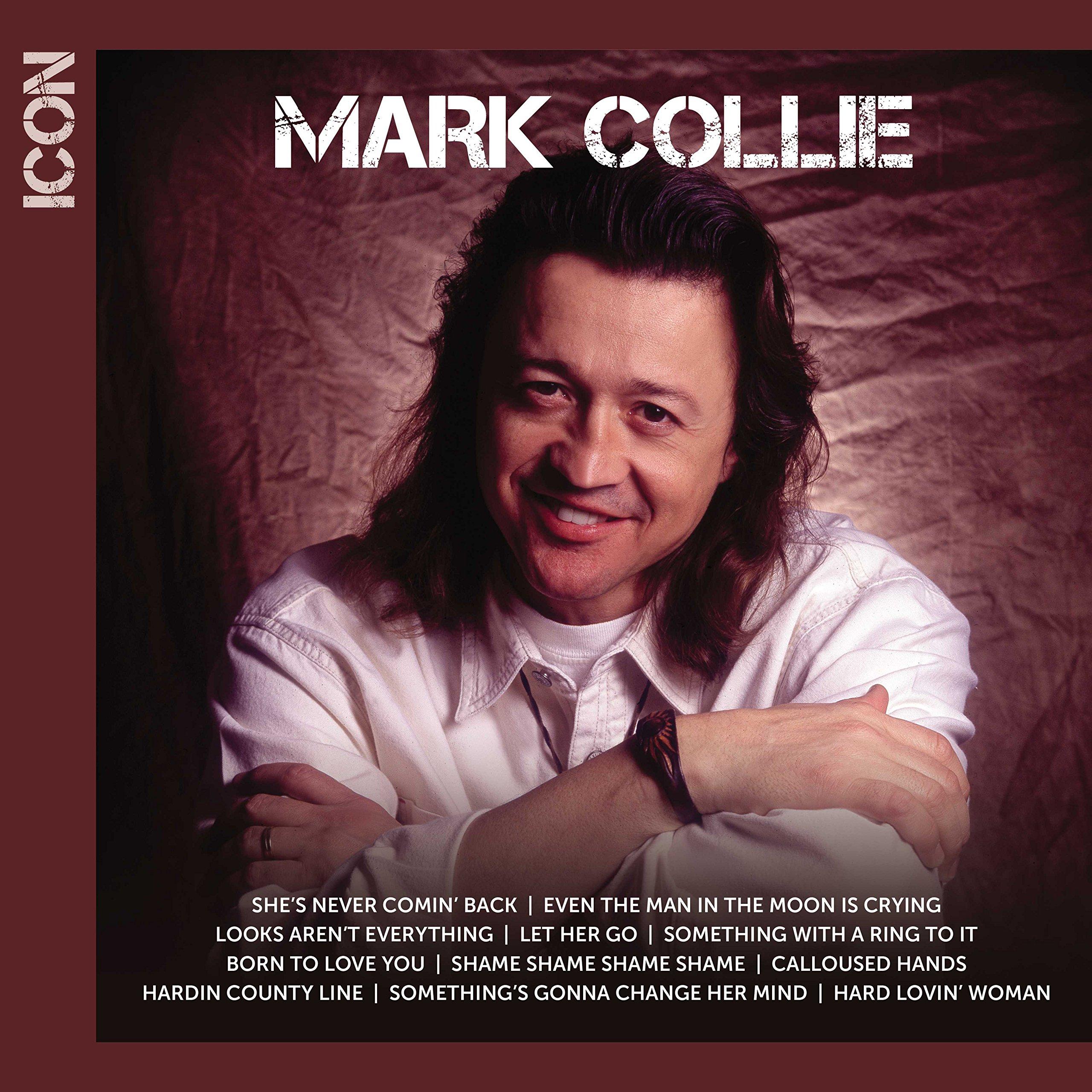 CD : Mark Collie - Icon (Icon Title)