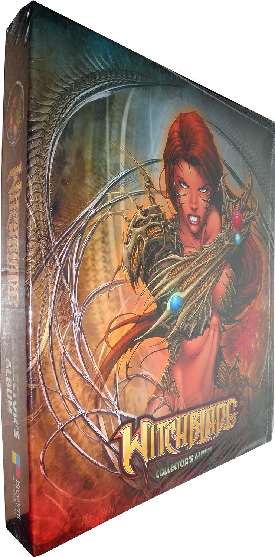 Witchblade Series 1 Official Breygent Binder